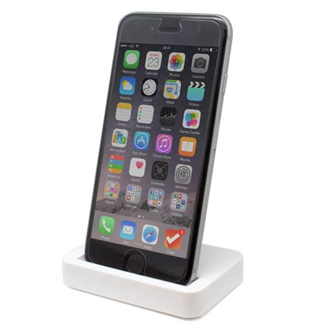 iphone 6 station station iphone 5 5s 5c 6 se pccomponentes