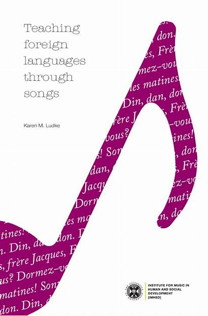 Teaching Songs Through Workbook Foreign Languages Academia