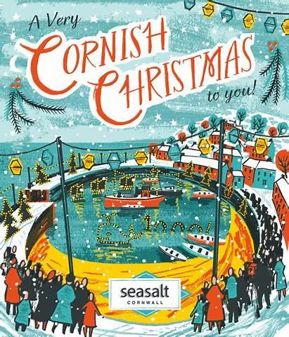 Christmas Cornwall Seasalt Animated Arts Crafts Benefits