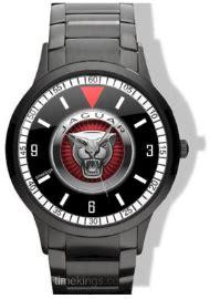 jaguar car logo wrist watches