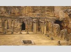 La Necrópolis de Carmona fue descubierta entre 1868 y 1869