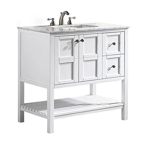 simpli home chelsea    offset bath vanity