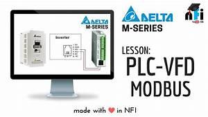 Plc  U0026 Vfd Modbus Communication Mode  Optimized