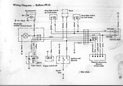 re sachs wiring diagram