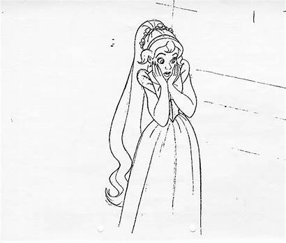 Don Thumbelina Bluth Coloring Concept Character Animation