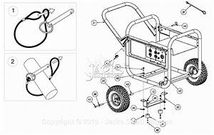 Powermate Formerly Coleman Pm0545008 Parts Diagram For