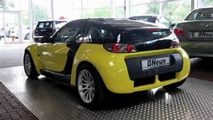 Smart Roadster Coupé : smart roadster coupe softtouch 2005 shine yellow 30752 youtube ~ Medecine-chirurgie-esthetiques.com Avis de Voitures