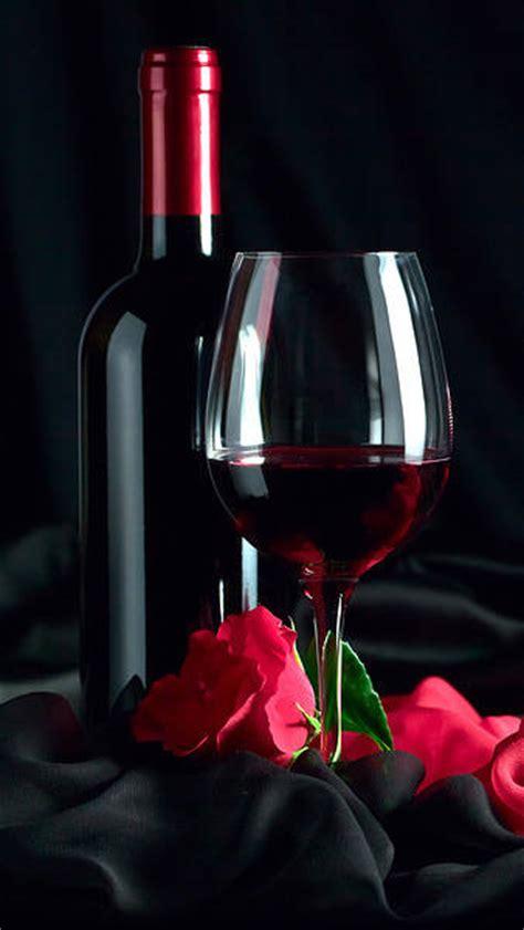 samsung galaxy  red rose  wine wallpaper gallery