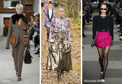 Fall Winter 20182019 Fashion Trends  Fall 2018 Runway