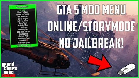 There is a tool specifically for the 360 and the ps3. GTA 5: ONLINE/STORY MODE USB MOD MENU TUTORIAL! (All Consoles) | NEW 2020! - YouTube