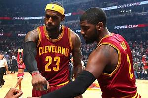Kyrie Irving admits rift with LeBron … over TV shows | New ...