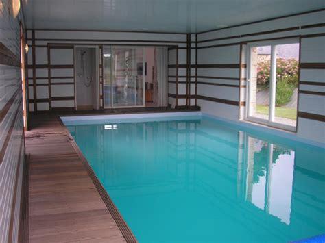 maison grande capacit 233 224 plouguin 29830 la villa 239 g avec piscine int 233 rieure priv 233 e