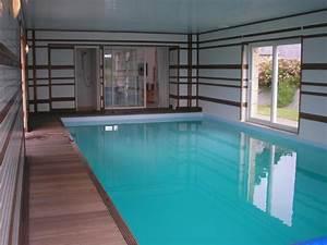 location villa avec piscine interieure 2 maison grande With location maison avec piscine interieure