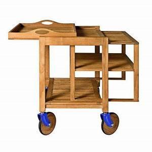 Table Multifonction : la desserte une table roulante multifonction nomadic ~ Mglfilm.com Idées de Décoration