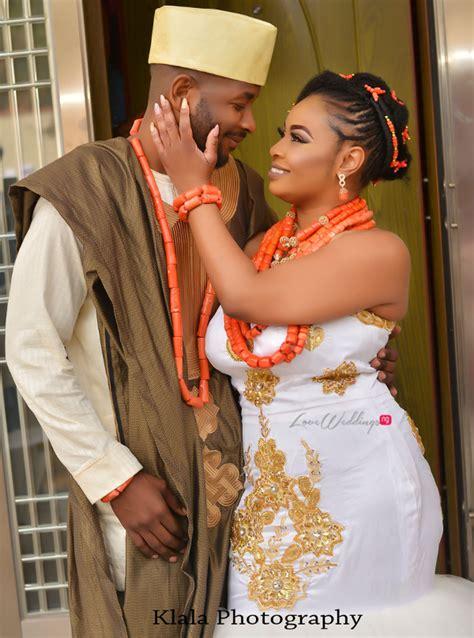 nigerian traditional wedding delta bride yoruba groom