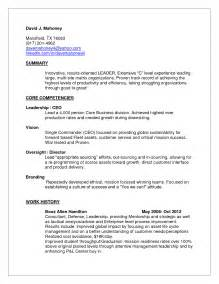 best resume exles for nurses resume sle for fresh