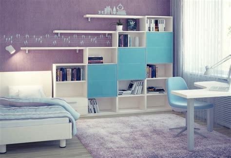 chambre bleu violet davaus chambre ado violet et bleu avec des idées