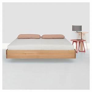 Lit Bois Massif Design : simple lit bois massif simple double zeitraum ~ Teatrodelosmanantiales.com Idées de Décoration