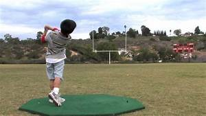 Golf Drills Free Golf Lesson Kids Hit Golf Balls Through ...