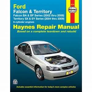 Haynes Manual Territory 2002