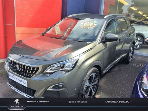 peugeot 1008 used peugeot 3008 suv allure diesel 2017 used peugeot new zealand