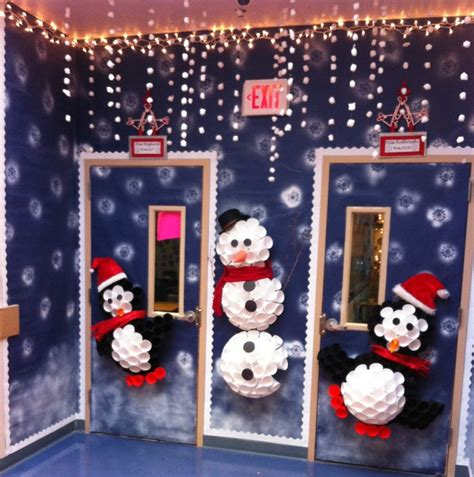 classroom christmas decorations