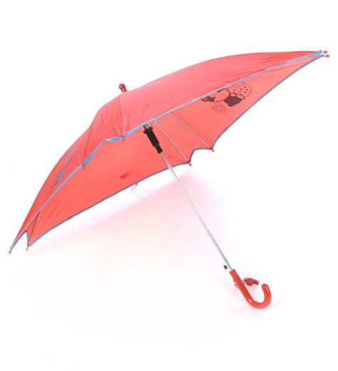 square shaped printed umbrella for by