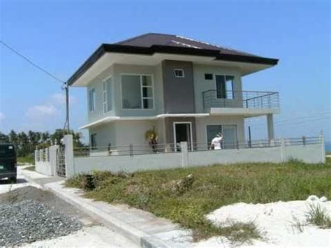 house  lot  sale holiday oceanview samal davao philippines youtube