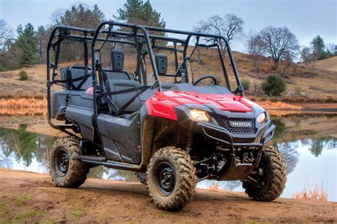 Rumor: Honda Working on Pioneer 1100 - ATV.com