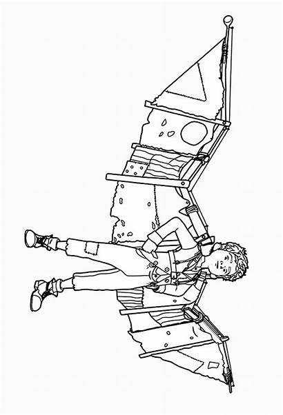 Leap Coloring Pages Victor Ballerina Printable Trailers