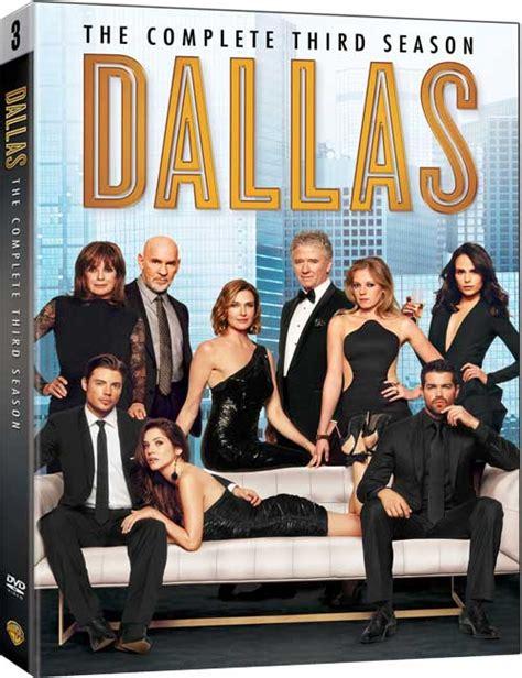 Dallas Resume Saison 3 by Dallas 2012 Saison 3 Dvd