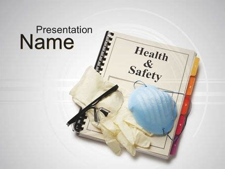 health safety powerpoint template whats  trendy