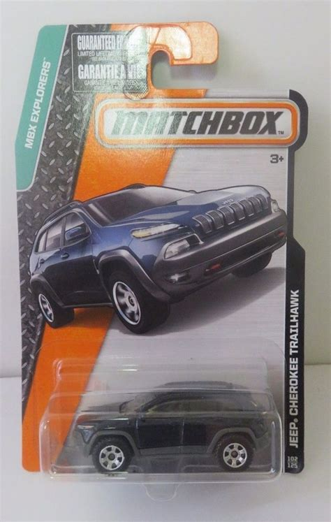 jeep matchbox 2016 matchbox ford bronco 4 x 4 mbx explorers 113 120