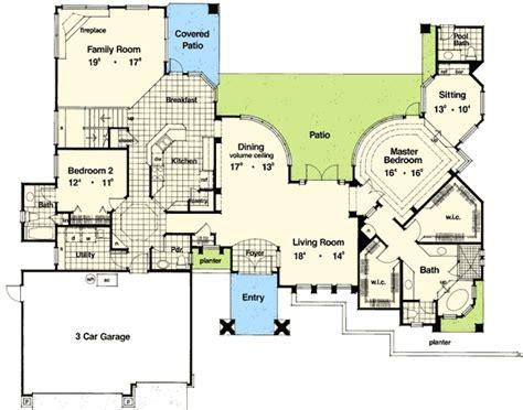split floor plan house plans exquisite frank lloyd wright style house plan 63112hd