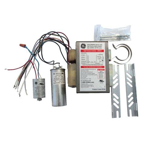 hps ballast kit wiring diagram wiring library
