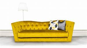 Yellow sofaawesome living room interior design ideas with for Sectional sofa nz