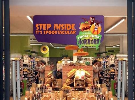 Op Food Launches Local Shop Horrors Campaign | Wohnideen ...