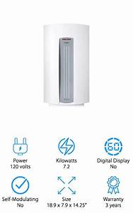 10 Best Electric Tankless Water Heaters 2020  Buying Guide