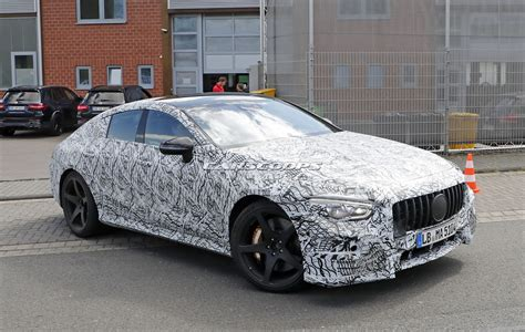 Mercedes-amg's Four-door Gt4 Loses All Body Cladding