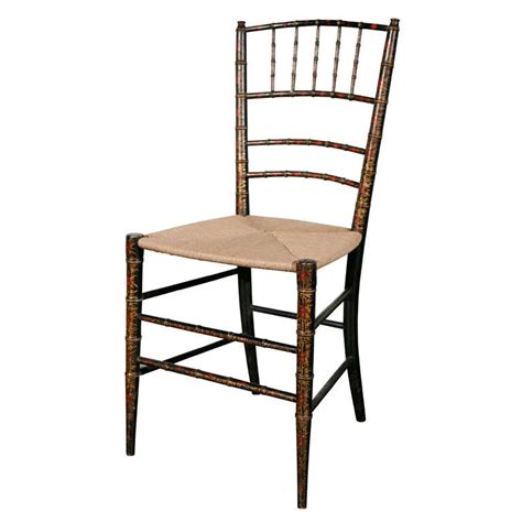 antique 19th century faux bamboo chair at 1stdibs