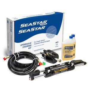 Hydraulic Boat Steering System by Boat Hydraulic Steering West Marine