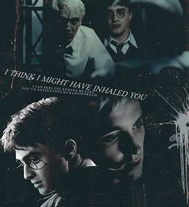 Harry and Draco... Drarry