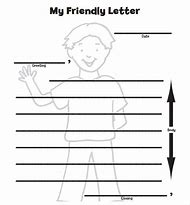 Best Friendly Letter Format Ideas And Images On Bing Find What