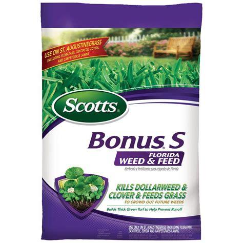 Scotts Bonus S 1724 Lb 5m Florida Weed And Feed21011