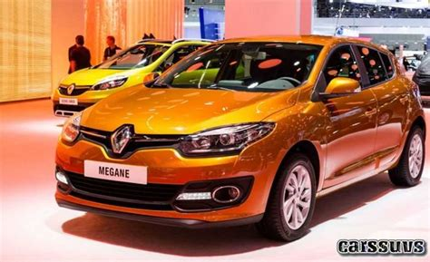 New 20182019 Renault Megane   Updated Look  New Cars