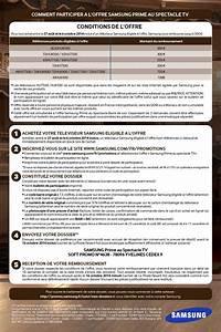 Delai De Remboursement Prime Conversion : offre de remboursement odr 500 sur tv uhd samsung ~ Maxctalentgroup.com Avis de Voitures