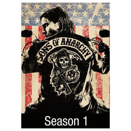 Sons of Anarchy: Season 1 (2008) - Walmart.com