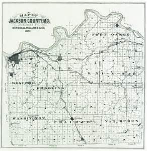 Jackson County Missouri District Map