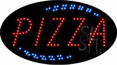 Pizza Sign Led Neon Animated Signs