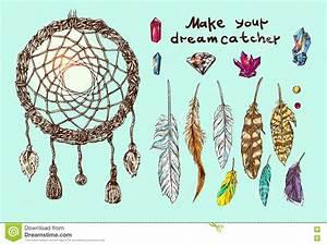 How To Make A Dreamcatcher Diagram